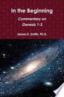 In The Beginning Commentary On Genesis 1 3