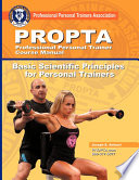 Professional Personal Trainer Certification Course Book PDF