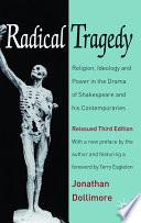 Radical Tragedy Book PDF