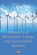 Advances in Renewable Energy and Sustainable Systems Book