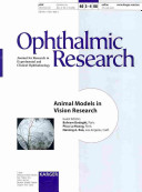 Animal Models in Vision Research