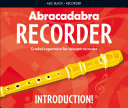 Abracadabra Recorder   Graded Repertoire for Descant Recorder