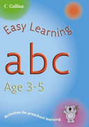 Easy Learning - ABC Age 3-5