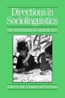 Directions in Sociolinguistics