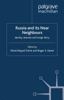 Russia and its Near Neighbours Pdf/ePub eBook