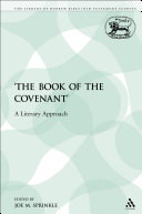 The 'The Book of the Covenant' Pdf/ePub eBook