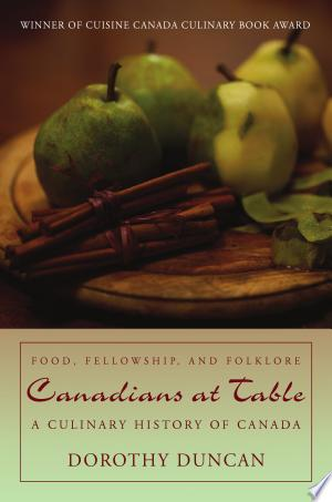 Download Canadians at Table Free Books - Read Books