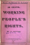 Working People s Rights