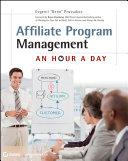 Affiliate Program Management
