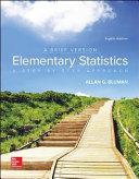 Loose Leaf Elementary Statistics: A Brief Version