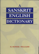 A Sanskrit English Dictionary