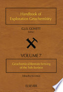 Geochemical Remote Sensing of the Sub Surface