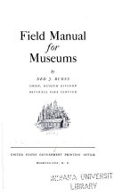 Field Manual for Museums