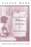 Listen Here: Women Writing in Appalachia