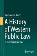 A History of Western Public Law [Pdf/ePub] eBook