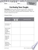 Freckle Juice Post Reading Activities Book PDF