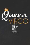 Virgo Notebook  Queen Virgo    Zodiac Diary   Horoscope Journal   Virgo Gifts for Her