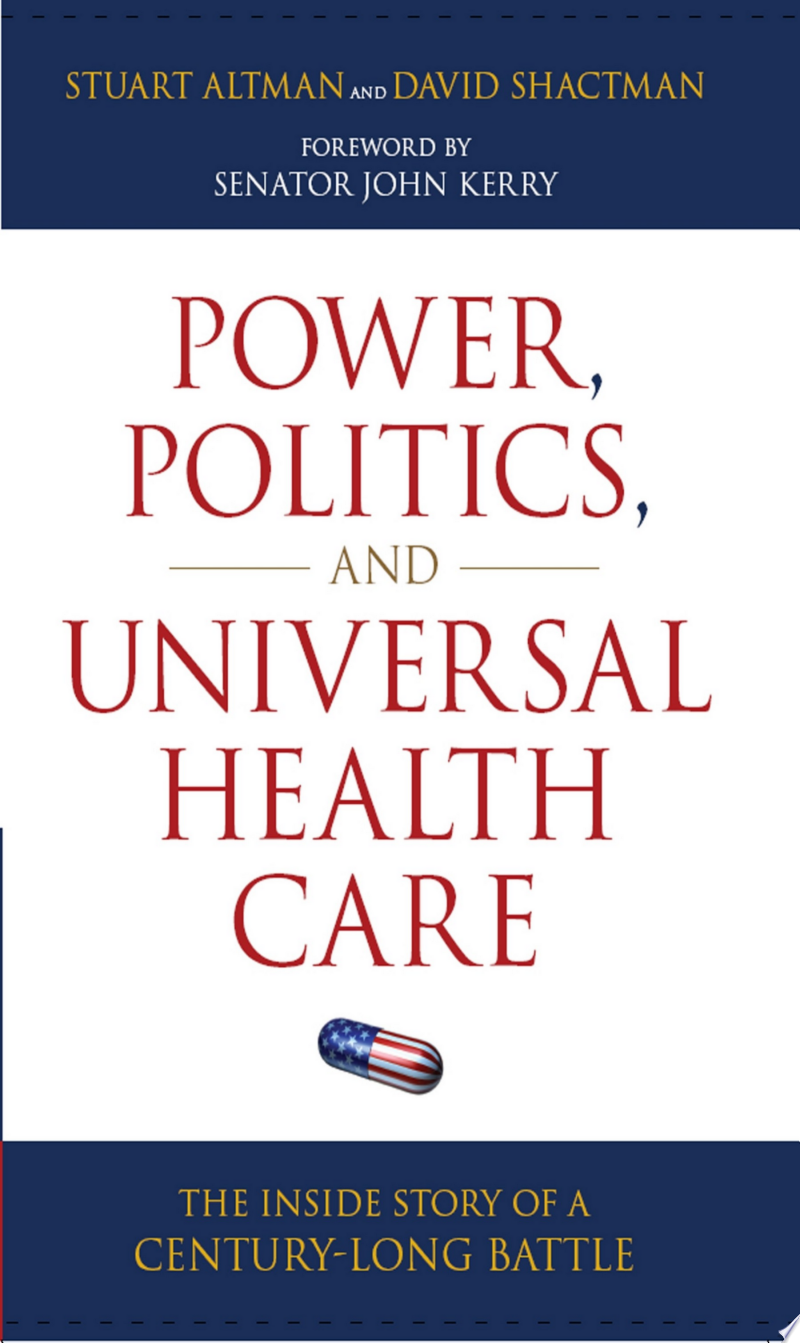 Power, Politics, and Universal Health Care banner backdrop