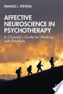 Affective Neuroscience in Psychotherapy Book