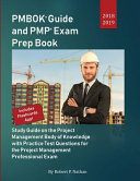 PMBOK Guide and PMP Exam Prep Book 2018-2019