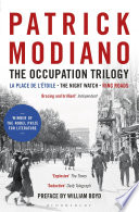 The Occupation Trilogy Book