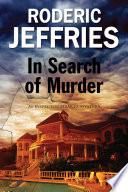 In Search of Murder Pdf/ePub eBook