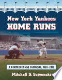 New York Yankees Home Runs