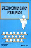 Speech Communication for Filipinos
