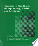 """Cambridge Handbook of Psychology, Health and Medicine"" by Andrew Baum, Stanton Newman, John Weinman, Robert West, Chris McManus"