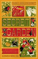 The Secret Garden Illustrated With Interactive Elements