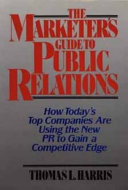 The Marketer s Guide to Public Relations