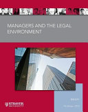 Managers and the Legal Environment Book