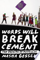Words Will Break Cement Book