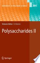 Polysaccharides Ii Book PDF
