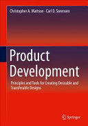 Product Development Book