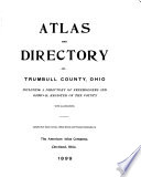 Atlas and Directory of Trumbull County  Ohio