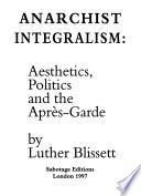 Anarchist Integralism