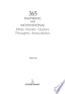 365 Inspiring And Motivational Ideas