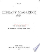 The Library Magazine Book