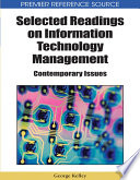 Selected Readings On Information Technology Management Contemporary Issues Book PDF