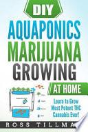 DIY Aquaponics Marijuana Growing at Home
