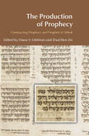 The Production of Prophecy Pdf/ePub eBook