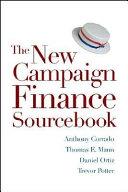 The New Campaign Finance Sourcebook Pdf/ePub eBook