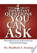The 4 Most Important Questions You Can Ask Book