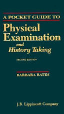 A Pocket Guide to Physical Examination and History Taking