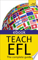 Teach English As A Foreign Language Teach Yourself New Edition