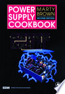 Power Supply Cookbook Book