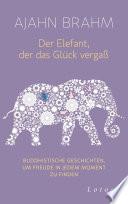 Der Elefant, der das Glück vergaß  : Buddhistische Geschichten, um Freude in jedem Moment zu finden