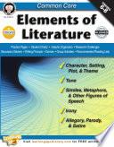 Common Core  Elements of Literature  Grades 6   8