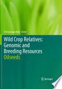 Wild Crop Relatives  Genomic And Breeding Resources